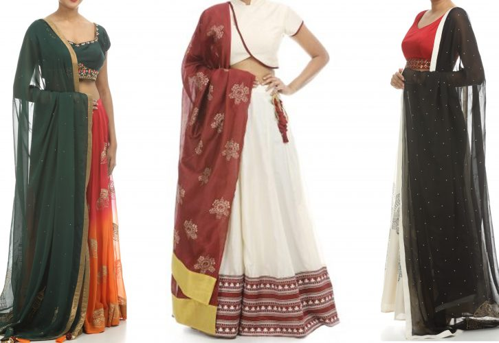 lehenga designs for wedding