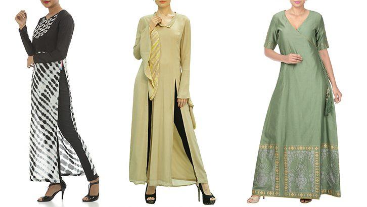 latest kurti pattern