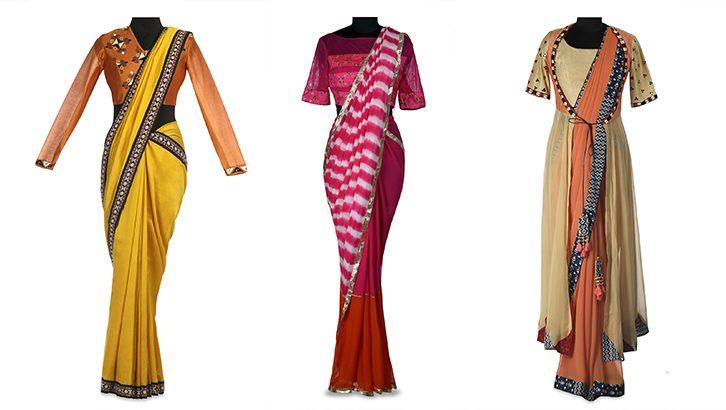 designer sarees for wedding