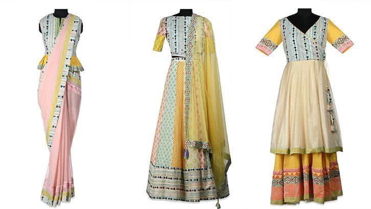 latest designer sarees online