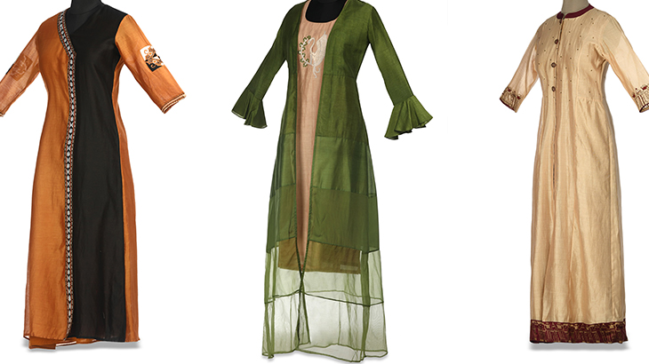 latest fashion kurtis