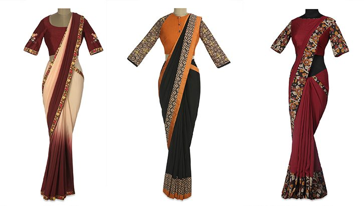 indian wedding saree