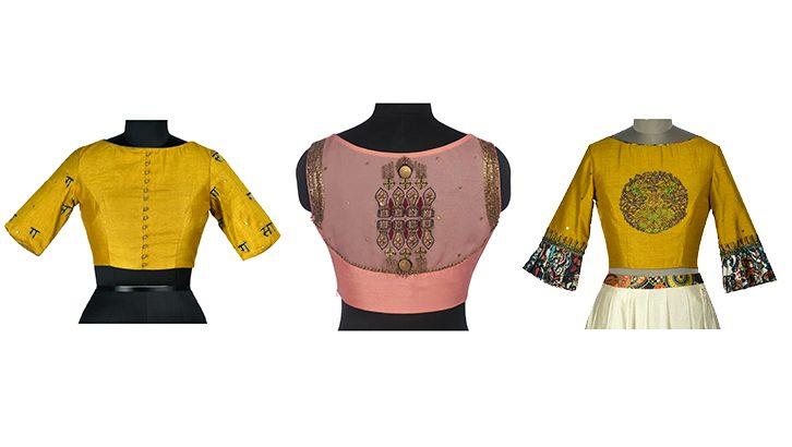 designer blouses buy online